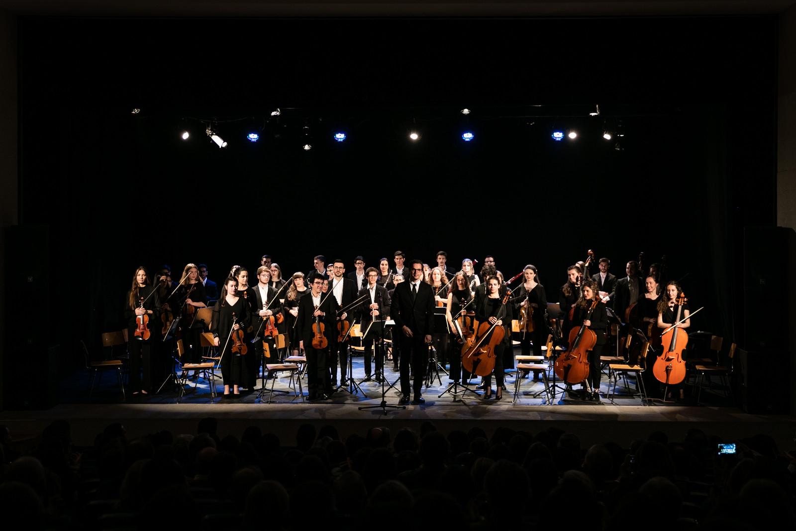 Idanha-a-Nova e sua Orquestra Sem Fronteiras