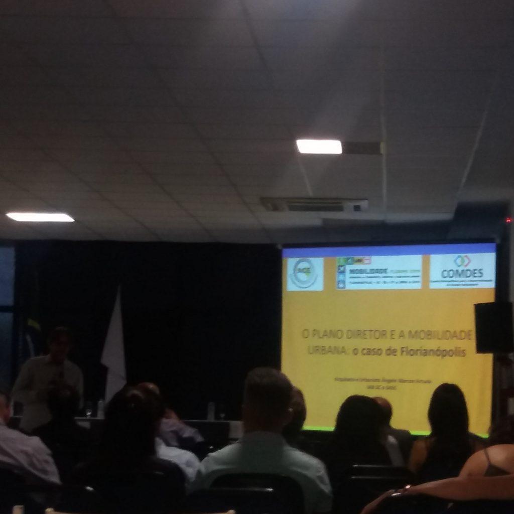 Panel 1 Com Prof. Angelo De Arruda | Acervo VIA