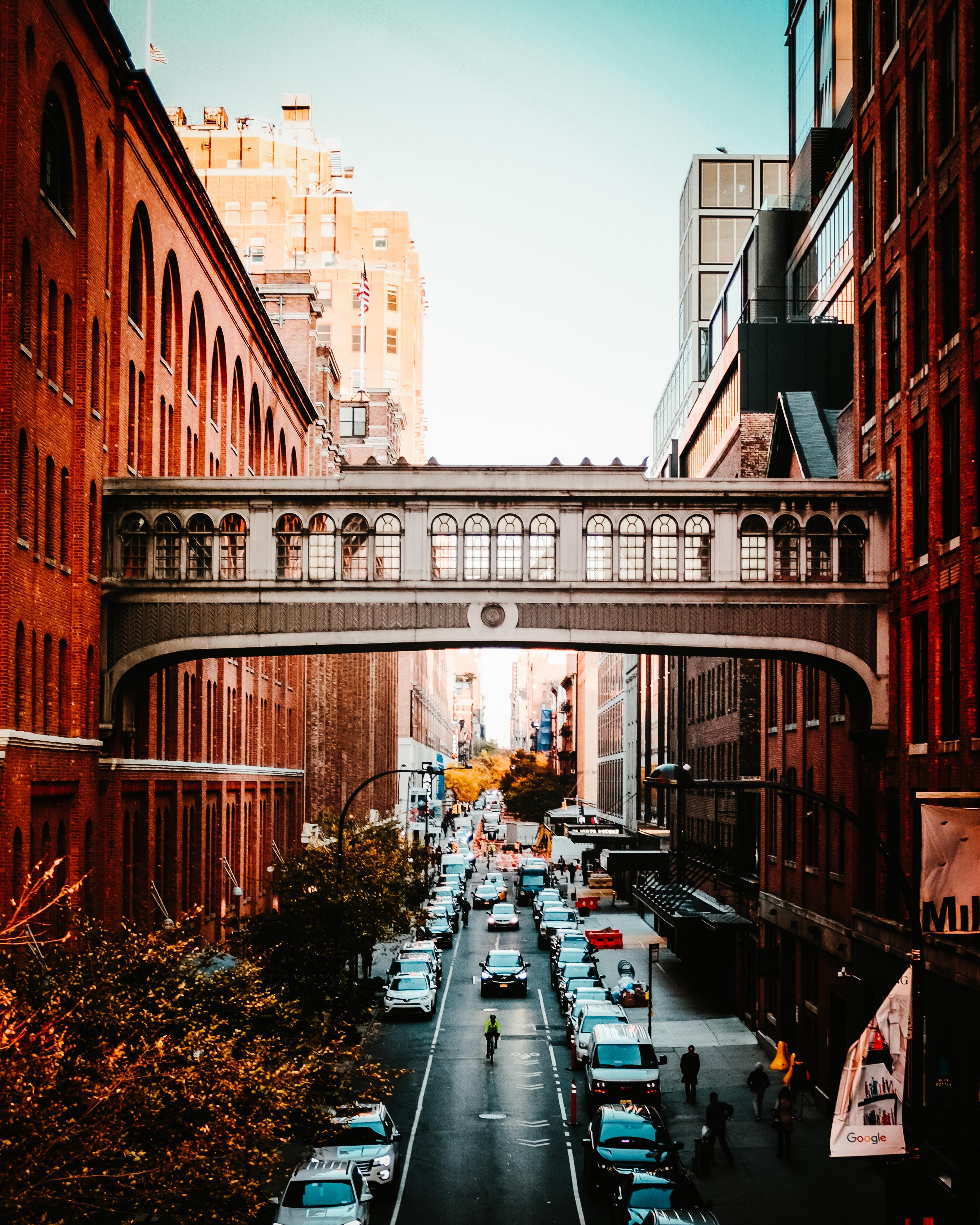 High Line, Nova Iorque, EUA. Foto: Stéphan Valentin / Unsplash.