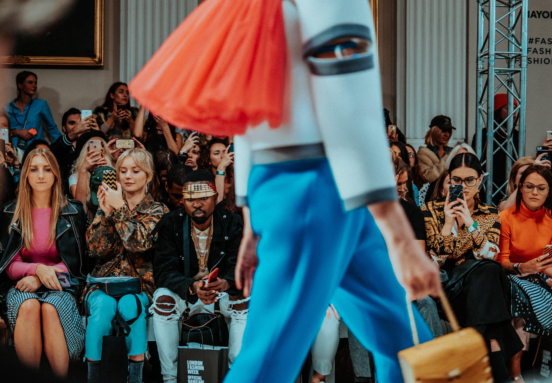 Fashion Show - Photo By Brunel Johnson On Unsplash
