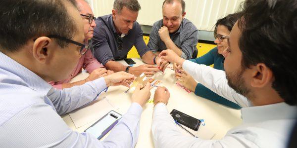 VIA E TRT12 Realizam Workshop De Inovação Com Diretores Da Justiça Do Trabalho