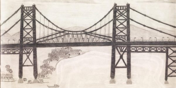 VIA Participa De Oficina Criativa Sobre A Ponte Hercílio Luz