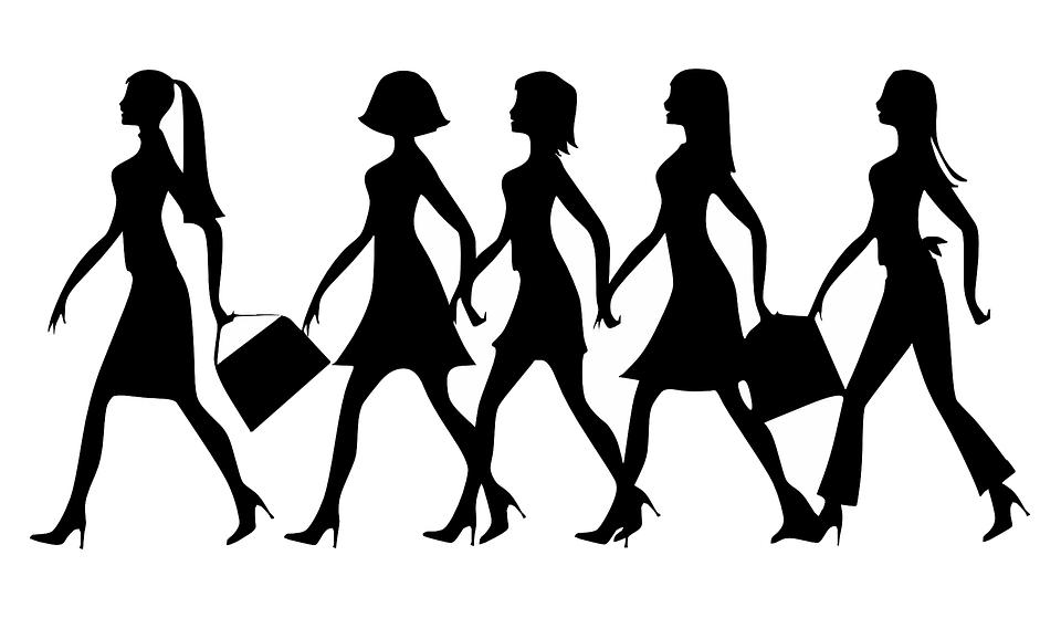Varias mulheres
