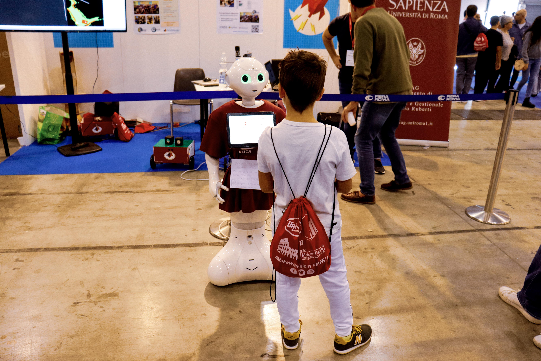 VIA Na Maker Faire Rome 2019: A Sétima Edição Do Maior Evento De Inovação Tecnológica Da Europa