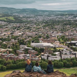 Foto: Arthur Seat, Edinburgh, United Kingdom By Adli Wahid On Unsplash.