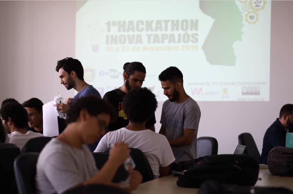 Hackathon Inova Tapajós – VIA Na Amazônia