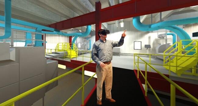 Inovação Na Construção Civil: Realidade Virtual