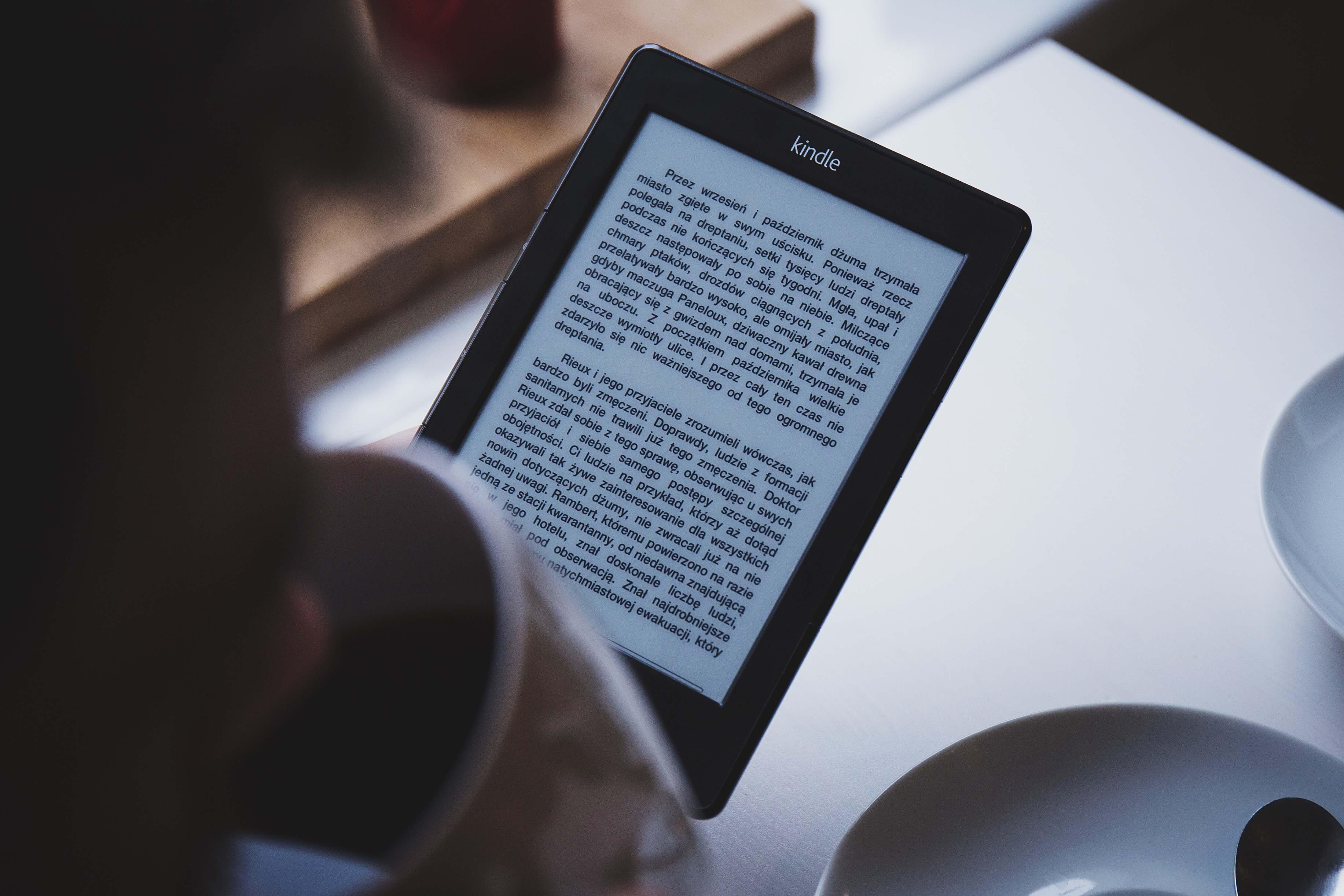 E-books VIA: Lançamentos De Novembro