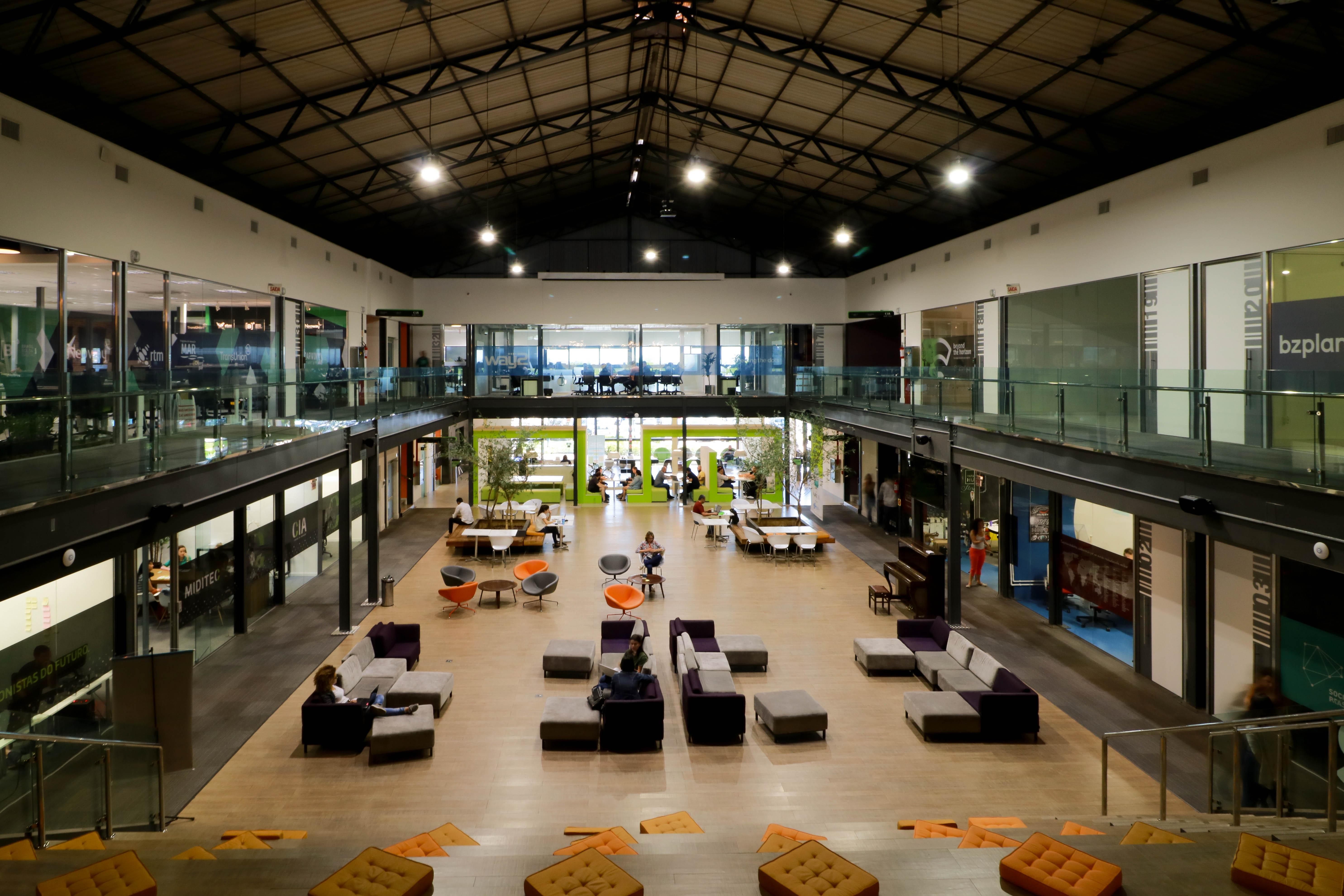 VIA Apresenta Habitats De Inovação De Florianópolis à Grupo Do TRT-SC