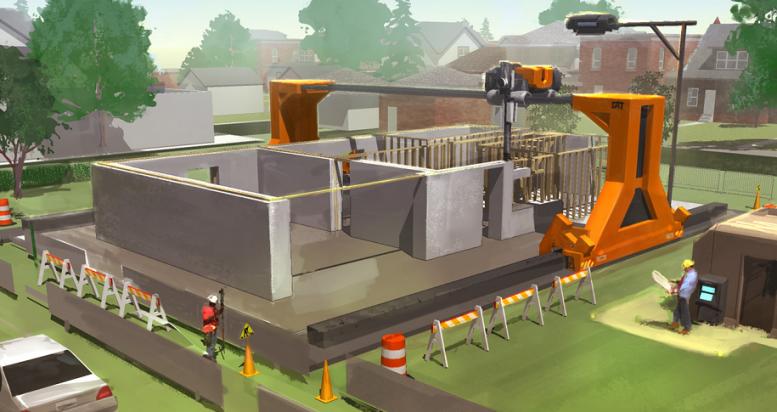 Inovação Na Construção Civil: Impressão 3D