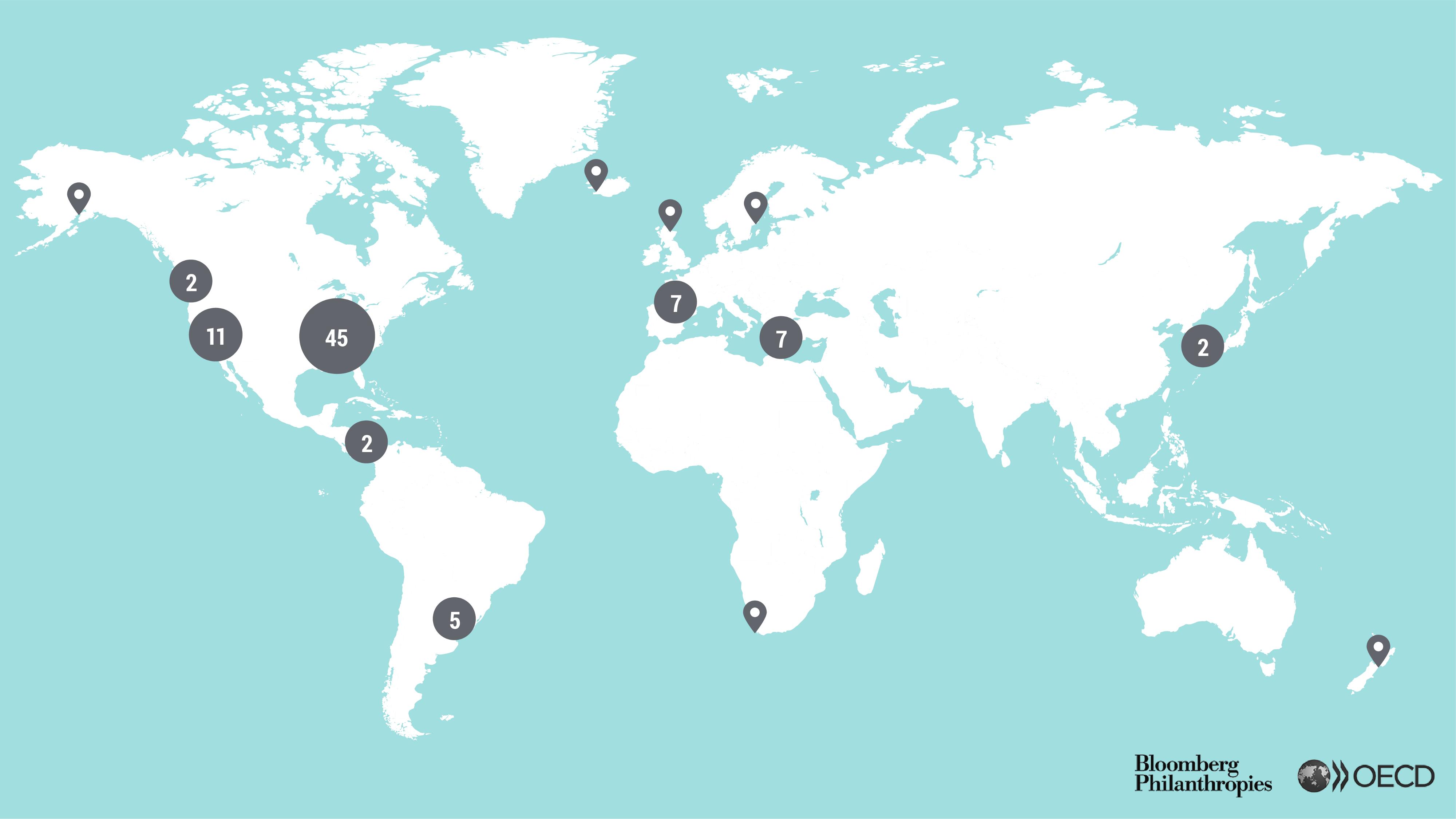 Mapeando A Inovação Em Cidades: Plataforma Para Compartilhamento De Iniciativas Inovadoras é Lançada Pela OECD