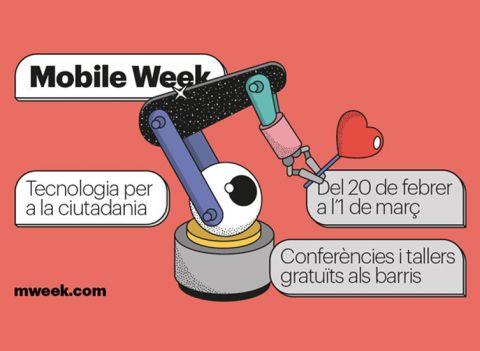 Mobile Week Em Barcelona