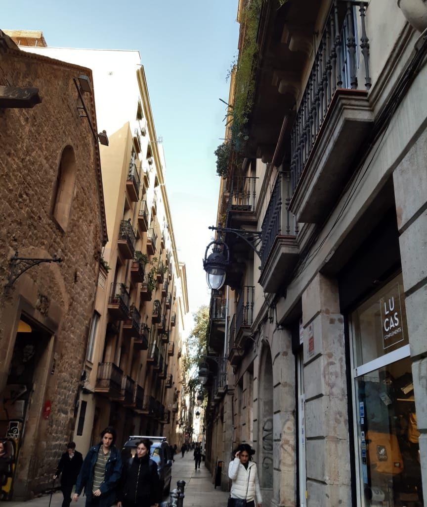 Ruas Da Cidade Antiga