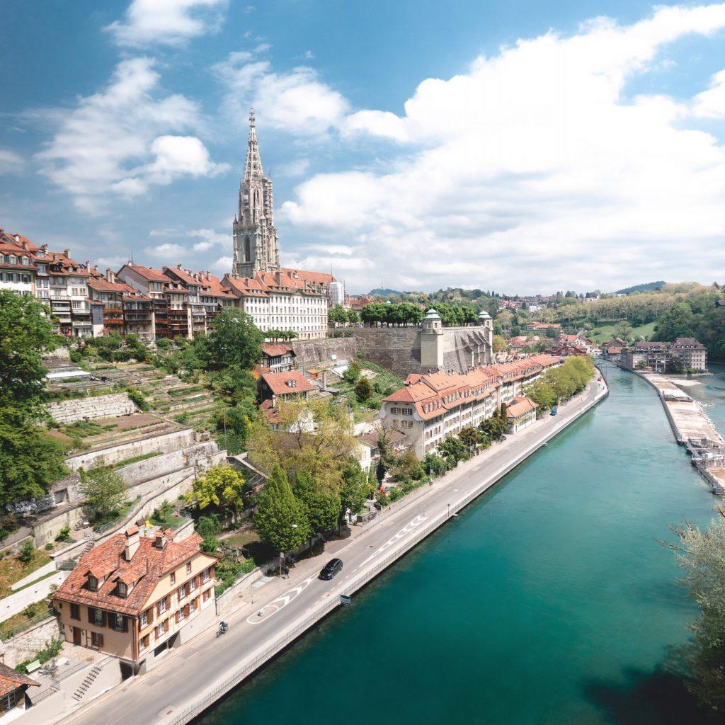 Bern, Suíça. Créditos: Will Truettner Para Unsplash