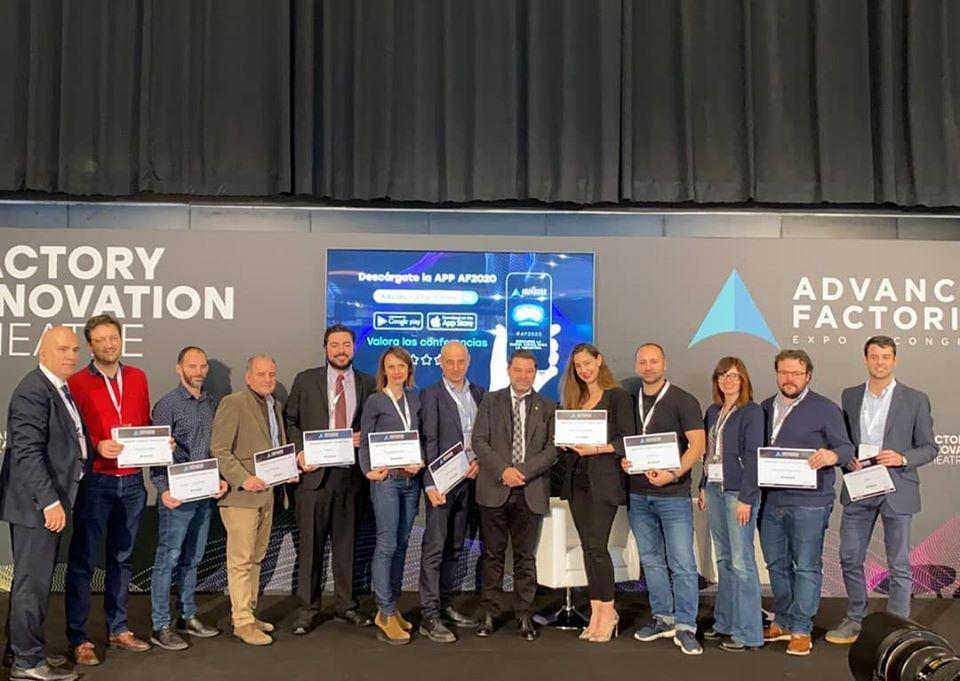 As 10 Startups Premiadas. Foto: La Salle Technova