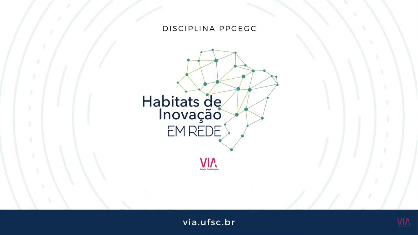 Habitats De Inovação Em Rede: Uma Disciplina De Impacto