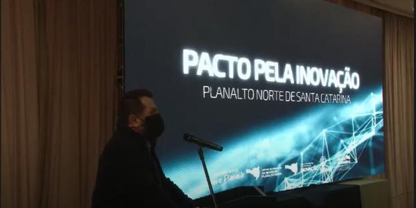 Planalto Norte De Santa Catarina Realiza Pacto Pela Inovação